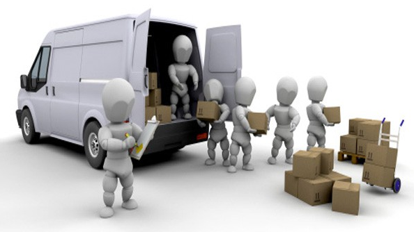 hiring a removal company